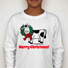 Christmas Youth and Adult Long Sleeve T-shirt