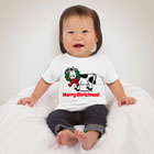 Christmas Infant and Toddler T-shirt