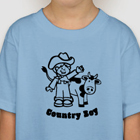 Country Boy T-shirt